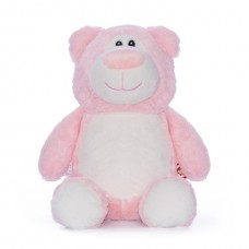 Cubbies Baby Pink Bear